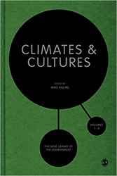 Climates and Cultures: Historical Readings of Climate Change