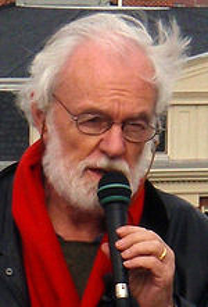 David Harvey, Image © Daniel Lobo / Beao, Creative Commons license