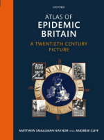 Book prize: Atlas of Epidemic Britain: a Twentieth Century Picture