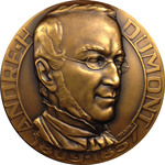 Professor Phil Gibbard awarded the André Dumont Medal
