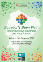 Ecuador's Buen Vivir: Implementation, challenges and ways forward