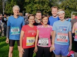 Jog-raphers triumphant at Chariots of Fire race