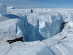Mapping ice sheet dynamics