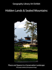 Hidden Lands & Sealed Mountains