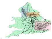 An empirical base for understanding the early phase of the epidemiological transition: Short-term and spatial variations in infectious disease mortality in England 1600-1837